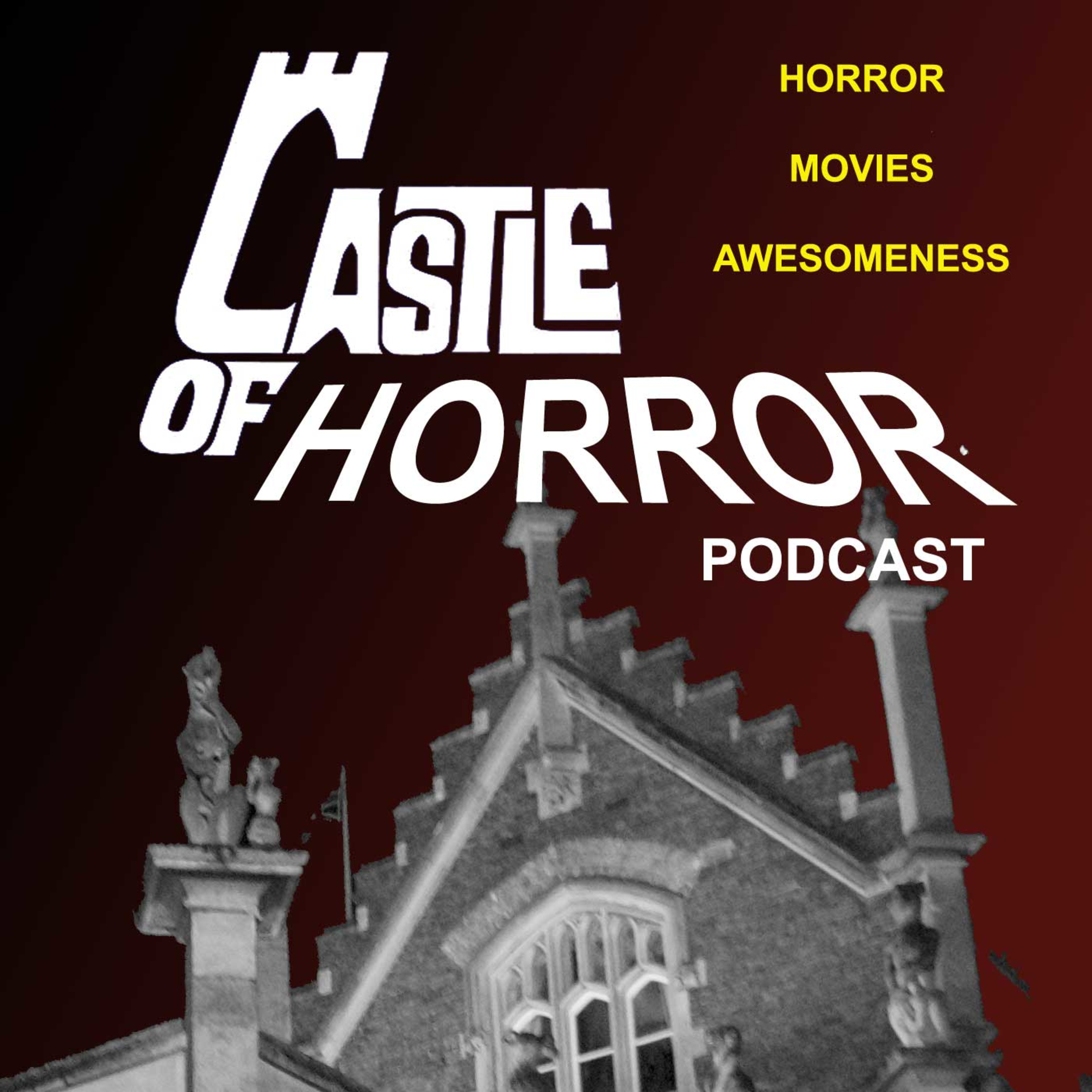 pod|fanatic | Podcast: Castle of Horror Podcast | Episode: THE GHOST ...