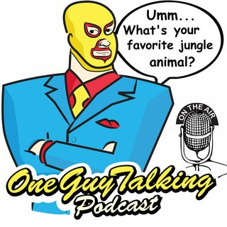 One Guy Talking Podcast