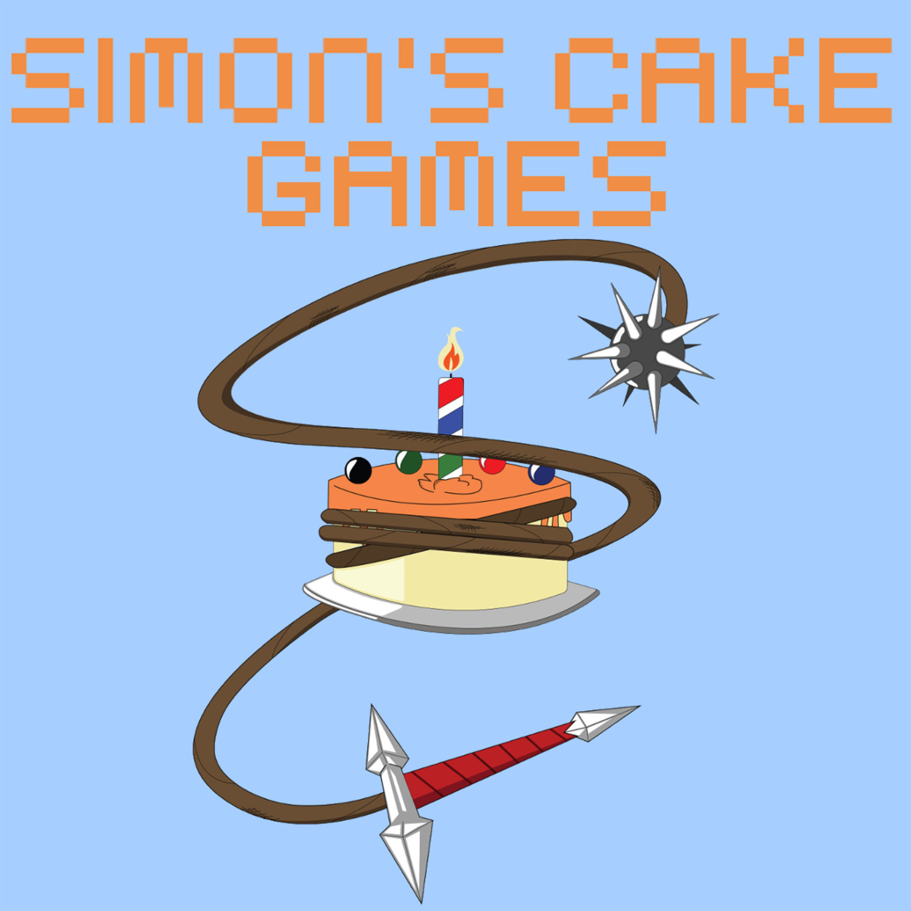 Simon's Cake Games by ladyoddity on Apple Podcasts