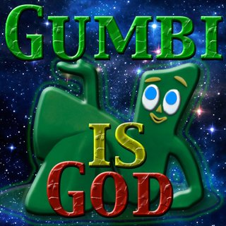 Gombi is God - Everchanging, Everlasting