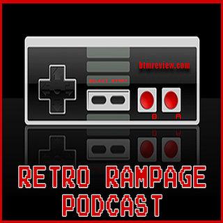 Retro Rampage Podcast