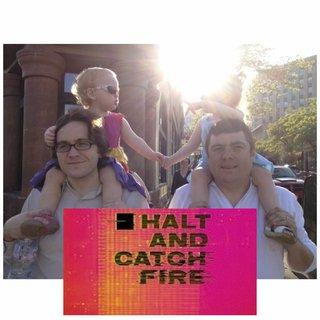 Halt & Catch Fire Podcast by Levi & Matt