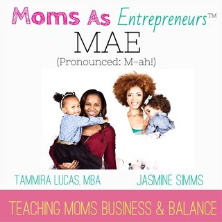 Moms As Entrepreneurs