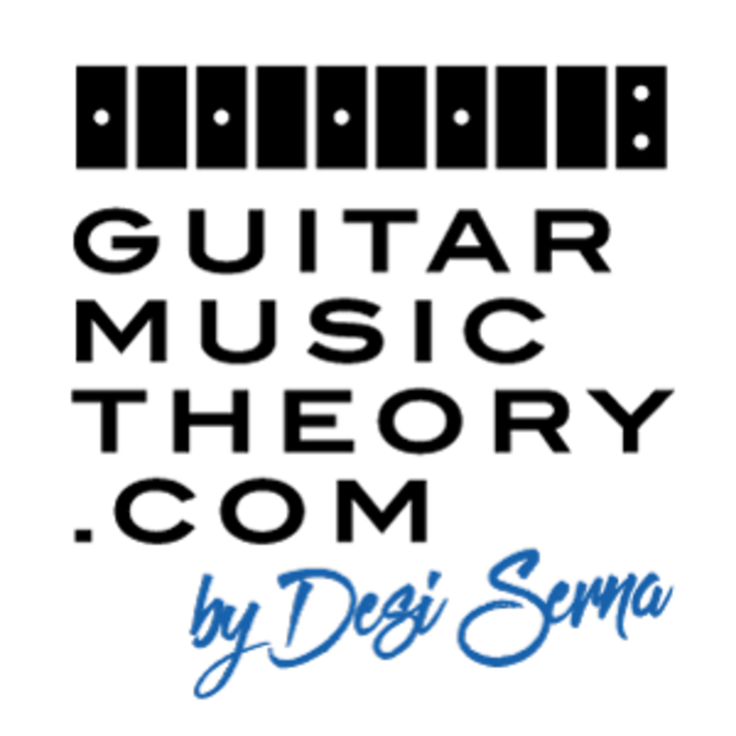 Podfanatic Podcast Guitar Music Theory Lessons Desi Serna
