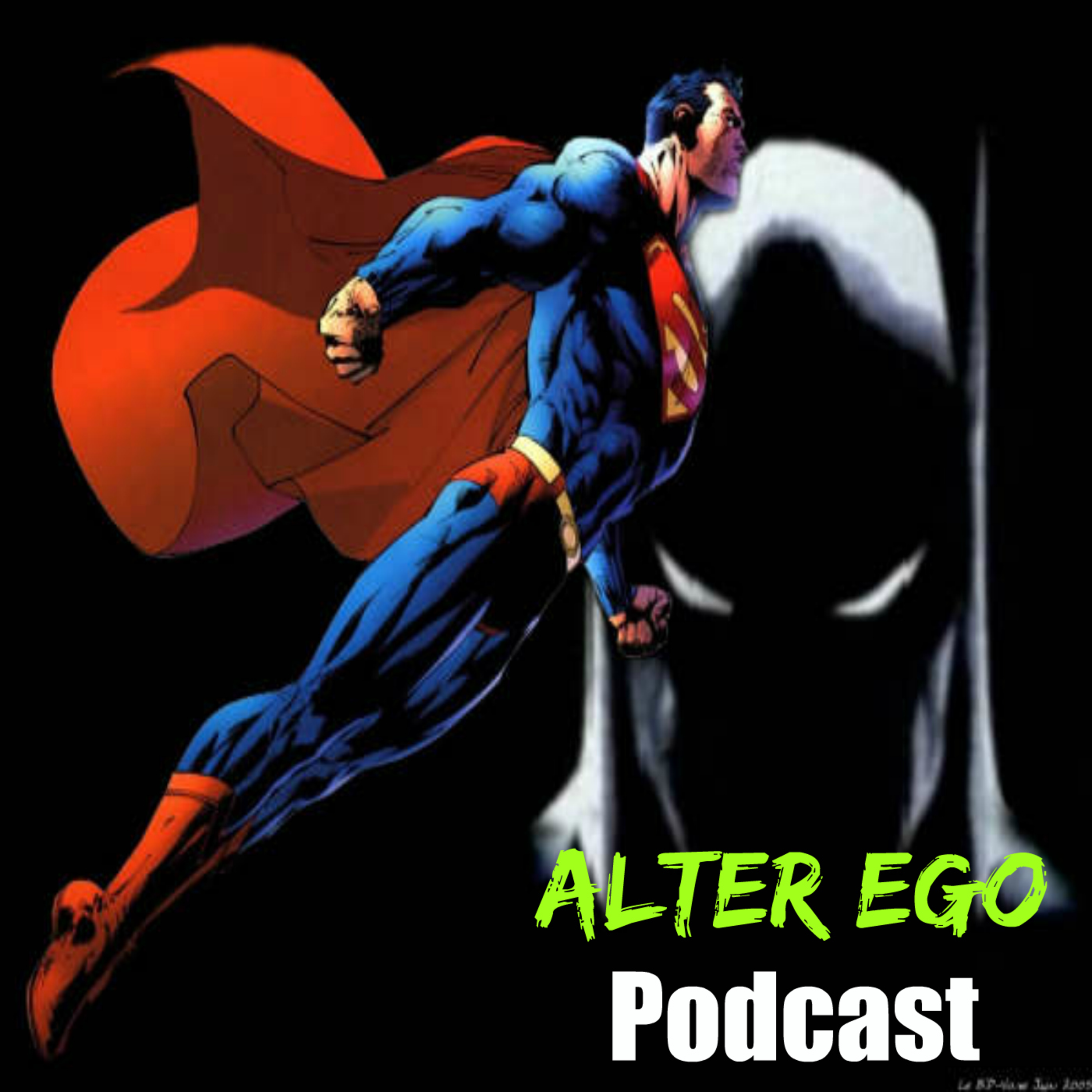 Alter Ego by jvthemoviedirector on Apple Podcasts